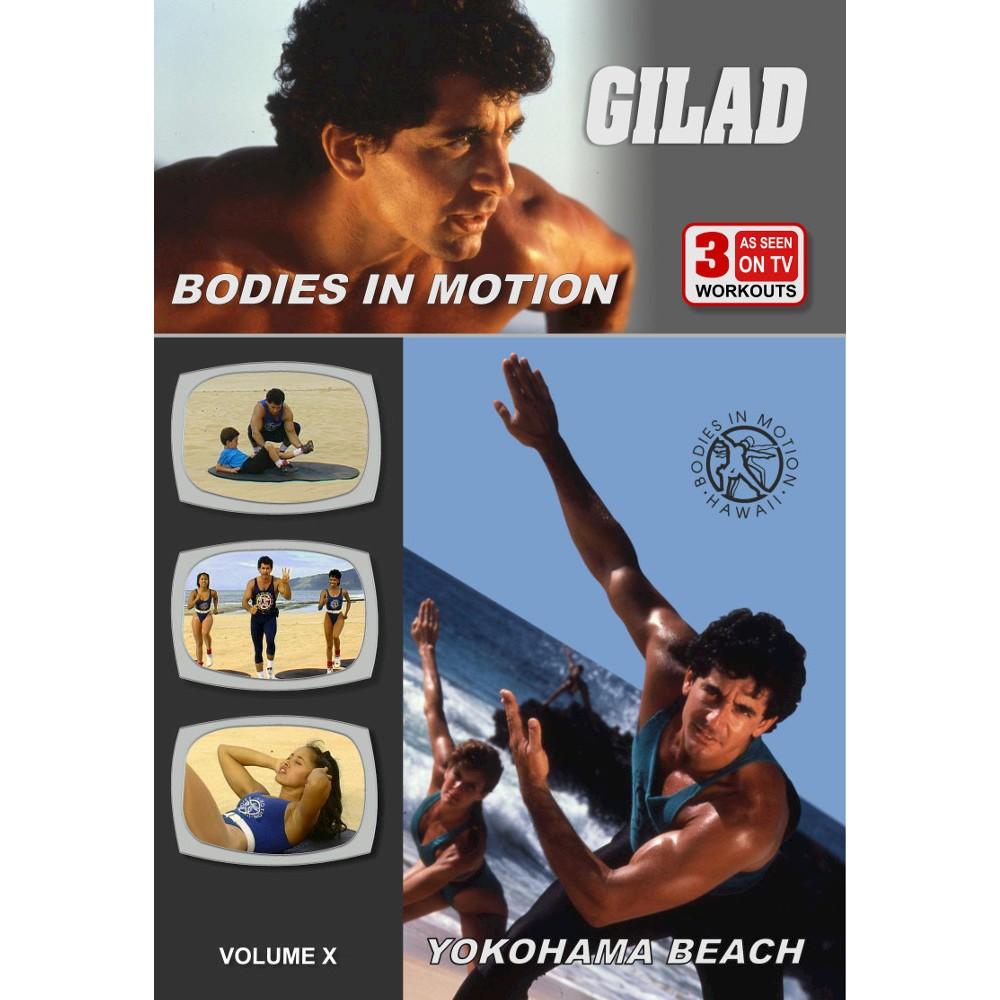 Gilad:Bodies In Motion Yokohama Beach (Dvd)