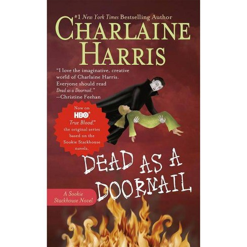 Dead As a Doornail ( Sookie Stackhouse / Southern Vampire) (Reprint) (Paperback) by Charlaine Harris - image 1 of 1