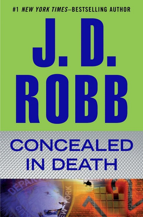 Concealed in Death (Hardcover) by J. D. Robb - image 1 of 1