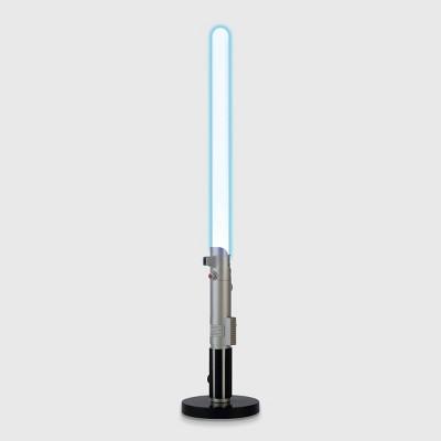 Star Wars Luke Skywalker Light Saber Table Lamp