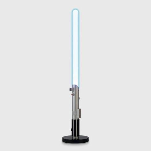 Star Wars Luke Skywalker Light Saber Table Lamp (Includes LED Light Bulb) - image 1 of 4