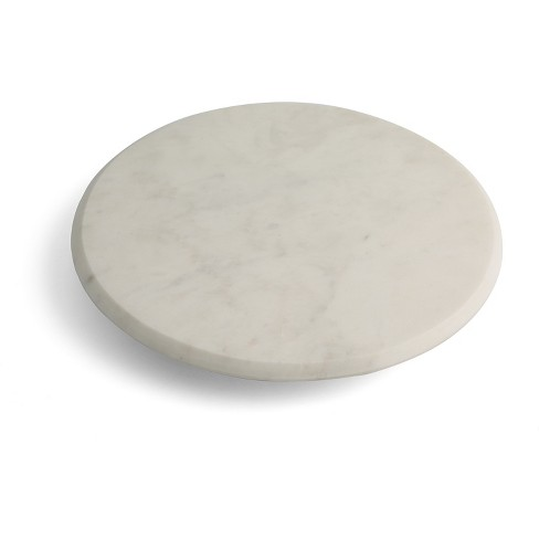 Thirstystone Round Marble Lazy Susan - image 1 of 2