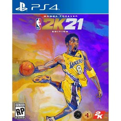 NBA 2K21: Mamba Forever Edition - PlayStation 4