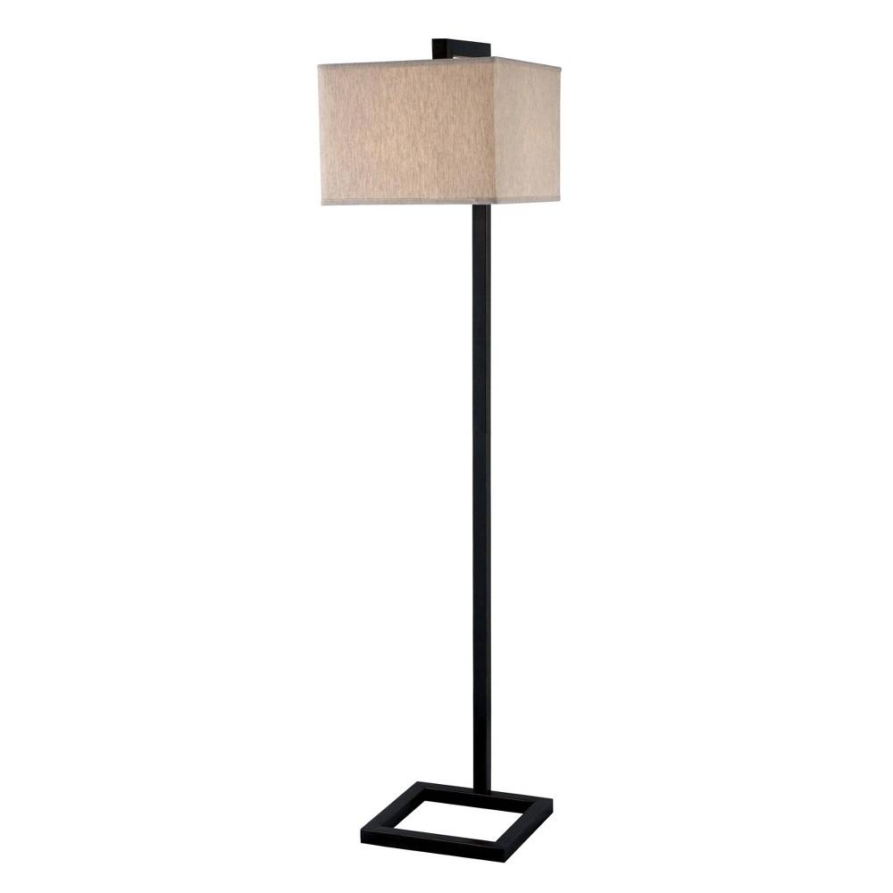 3 Way Oil Rubbed Floor Lamp Bronze Kenroy Home