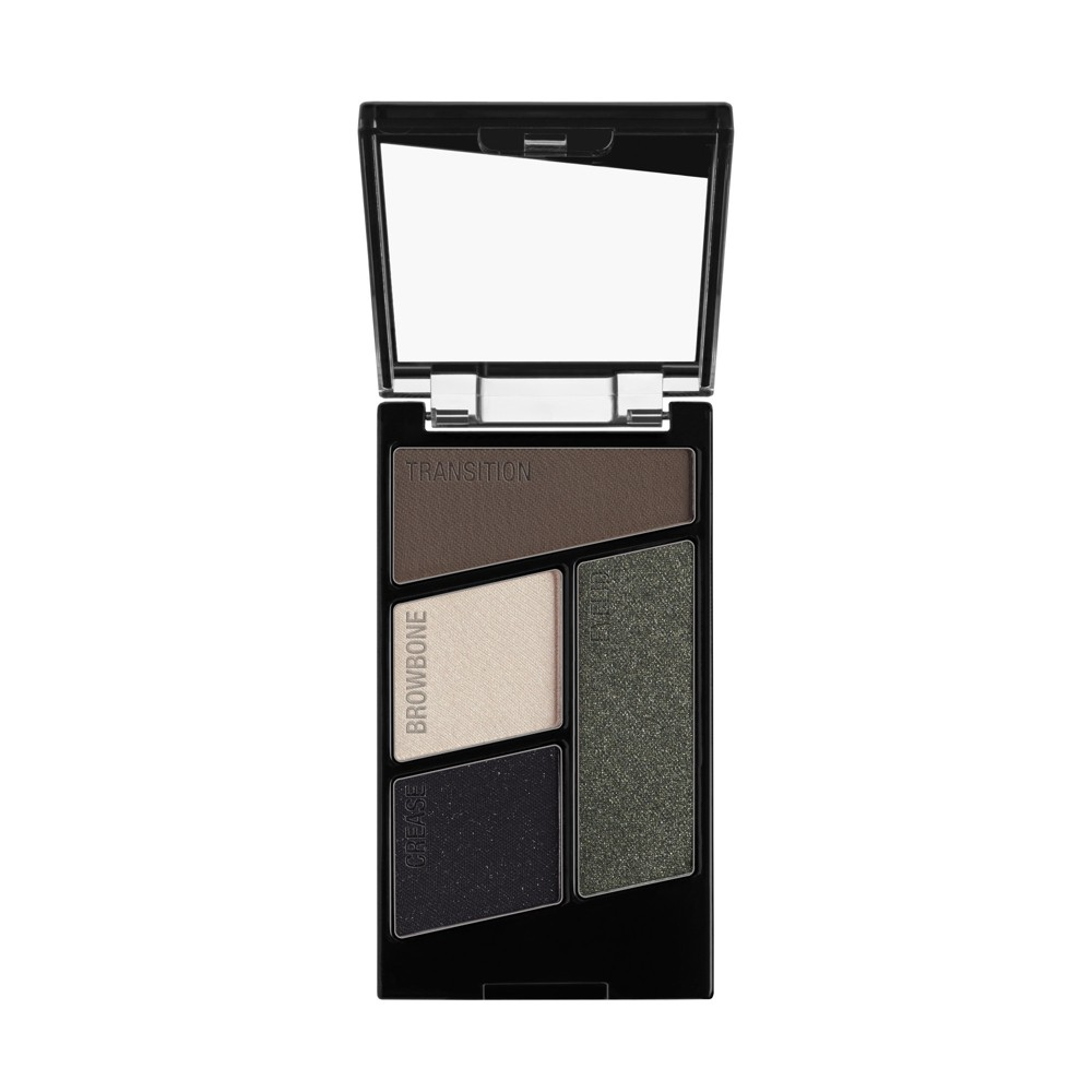 wet n wild Color Icon Eyeshadow Quad Lights Out - 0.16oz