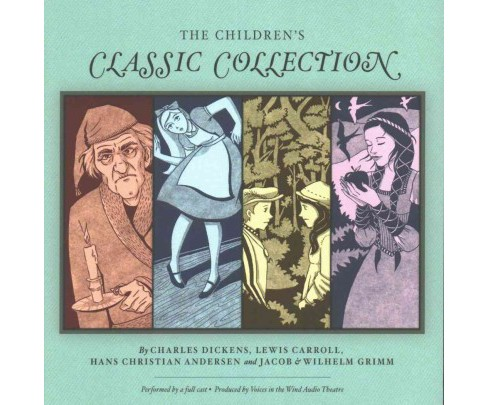 Children's Classic Collection : Audio Theater Edition (CD/Spoken Word) - image 1 of 1