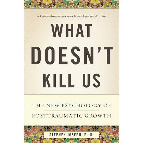 What Doesn't Kill Us - by  Stephen Joseph (Paperback) - image 1 of 1