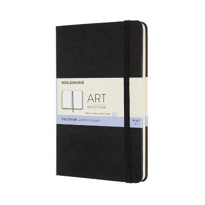 Moleskine Professional Blank Journal Medium Sketch Black