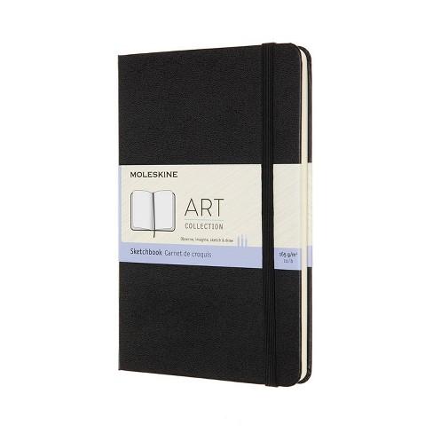 Moleskine Professional Blank Journal Medium Sketch Black - image 1 of 4
