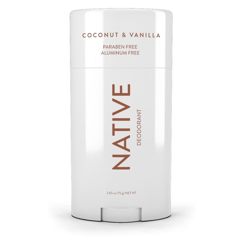 Image of Native Coconut & Vanilla Deodorant - 2.65oz