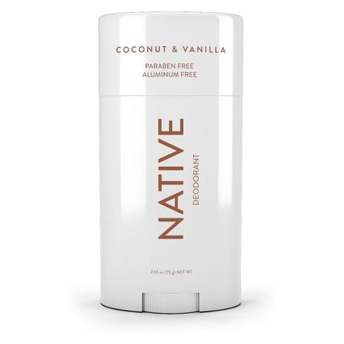 Native Coconut & Vanilla Deodorant - 2.65oz - image 1 of 3