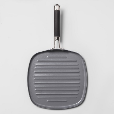 Ceramic Coated Aluminum Grill Pan 11  - Made By Design™