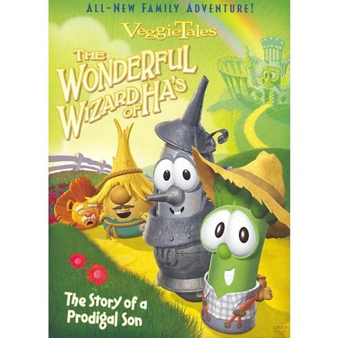 Veggie Tales: The Wonderful Wizard of Ha's - image 1 of 1