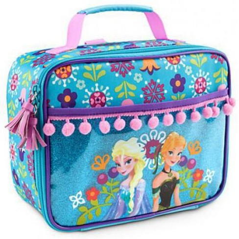 Disney Frozen Anna and Elsa Lunch Tote - image 1 of 1