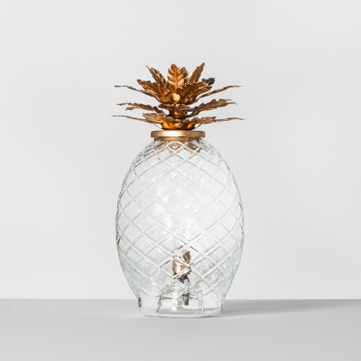 Glass Pineapple Ambient LED Lamp - Opalhouse™