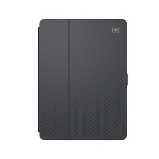 Speck iPad Air 1/2 & Pro 9.7 Balance Folio Tablet Case - Metallic Tungsten Grey/Slate Grey
