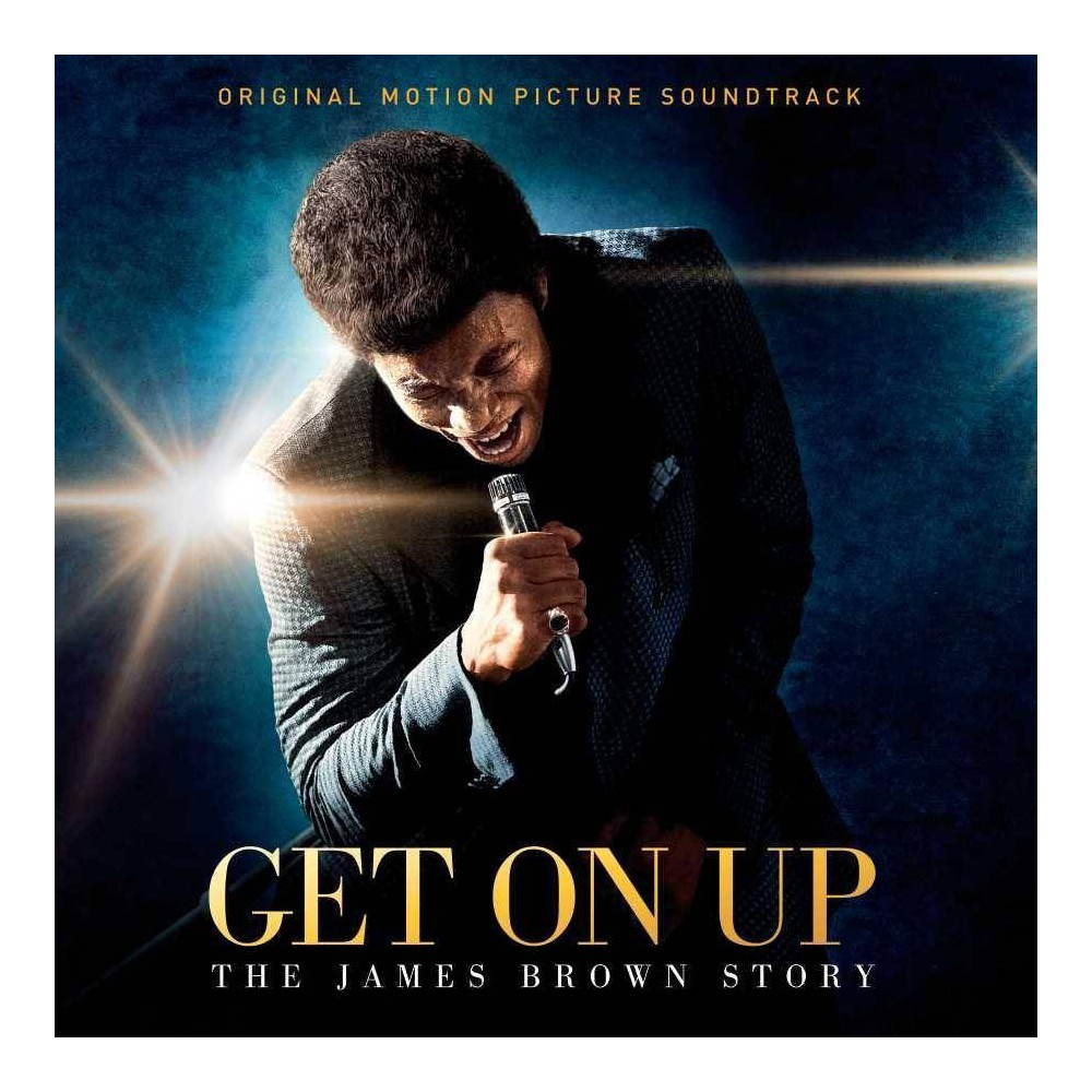 James Brown - Get On Up: The James Brown Story (OST) (Vinyl) Compare