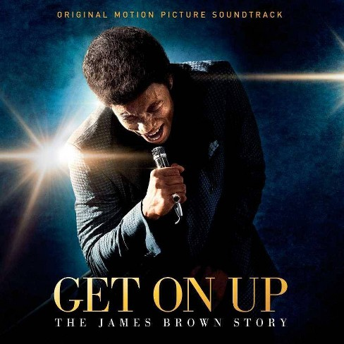 James Brown - Get On Up: The James Brown Story (OST) (Vinyl) - image 1 of 1