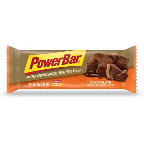 3e8112b1ee864 PowerBar Performance Energy Bar - Chocolate - 12ct   Target