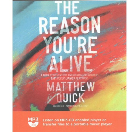 Reason You're Alive (MP3-CD) (Matthew Quick) - image 1 of 1
