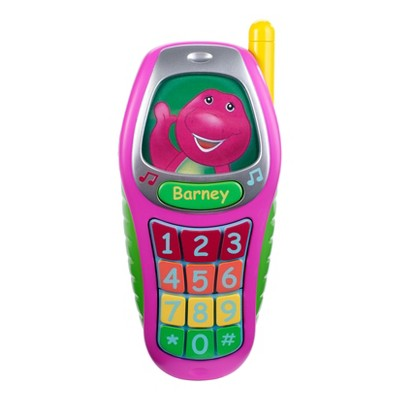 Fisher-Price Barney and Friends Best Manners Phone
