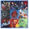 Marvel Avengers 9pc Floor Tile Foam Interlocking Fitness Mats - image 2 of 4