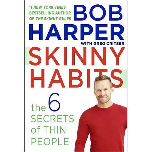 Skinny Habits ( Skinny Rules) (Hardcover) by Bob Harper - image 1 of 1