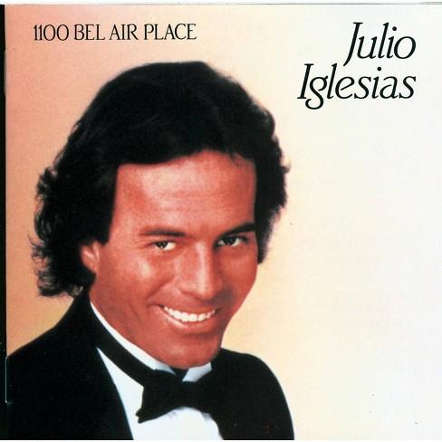 Julio Iglesias - 1100 Bel Air Place (CD) - image 1 of 1