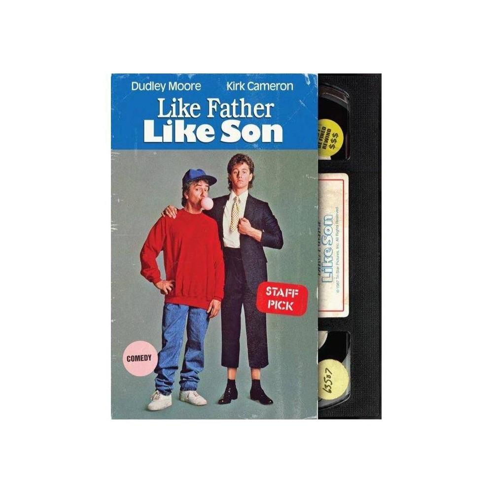 Like Father Like Son Blu Ray 2021