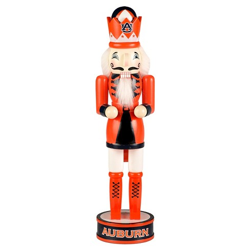 NCAA Forever Collectibles Decorative Holiday Wooden Nutcracker - image 1 of 1