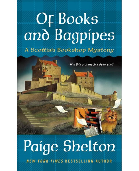 Of Books and Bagpipes (Reprint) (Paperback) (Paige Shelton) - image 1 of 1