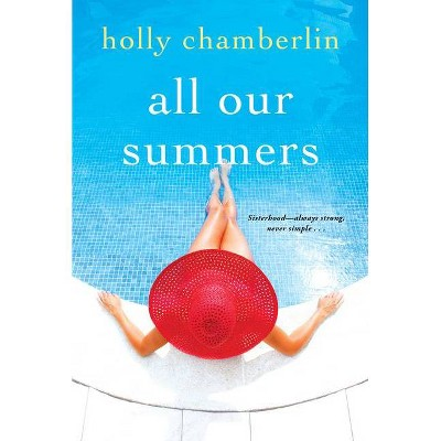 All Our Summers - (Yorktide, Maine Novel) by Holly Chamberlin (Paperback)