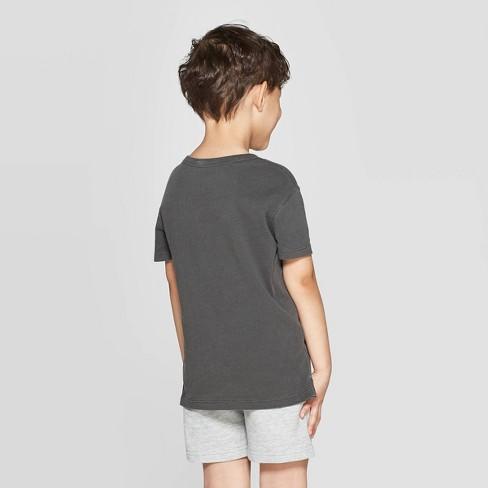 83fd89d3 Junk Food Toddler Boys' Short Sleeve T-Shirt Star Wars Darth Vader  Americana - Black