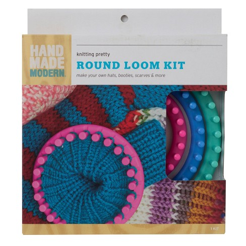Hand Made Modern® Knitting Round Loom Kit - image 1 of 3