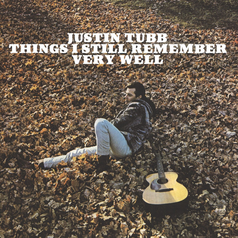 Justin Tubb - Things I Still Remember Very Well (CD)