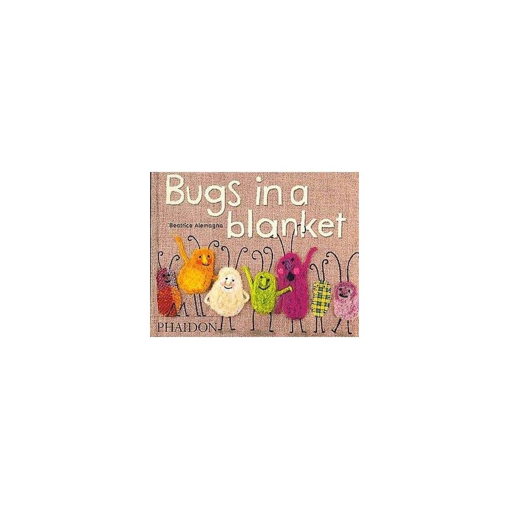 Bugs in a Blanket (Hardcover) (Beatrice Alemagna)