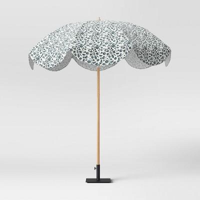 7.2' x 7.2' Round Patio Umbrella - Opalhouse™