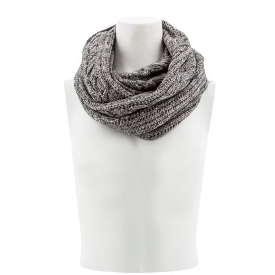 Aventura Clothing  Women's Cable Infinity Scarf