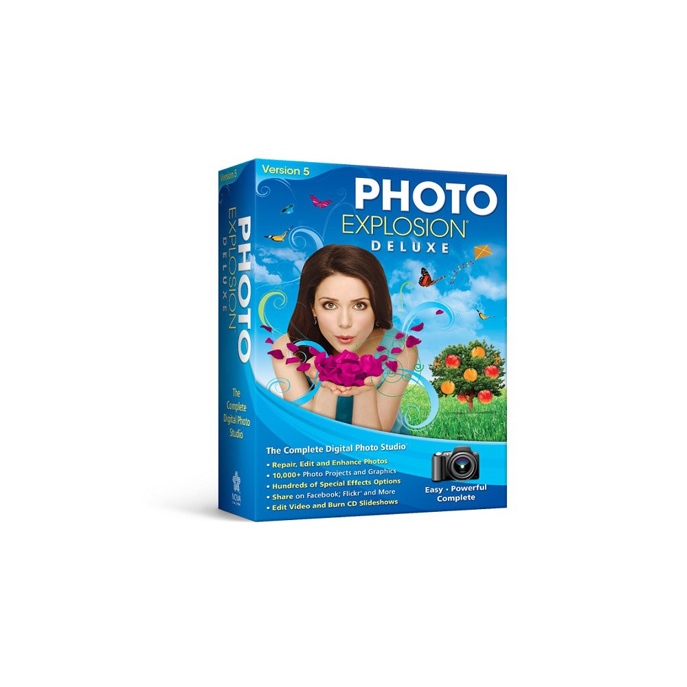 Avanquest Photo Explosion Deluxe 5 0 Pc Email Delivery