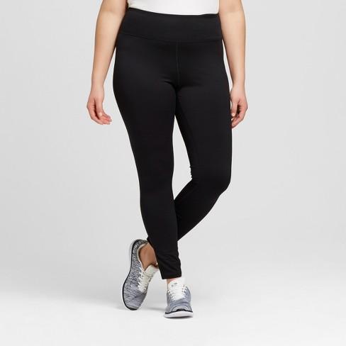 7784f2eb5 Women s Plus Size Everyday Mid-Rise Leggings 28.5