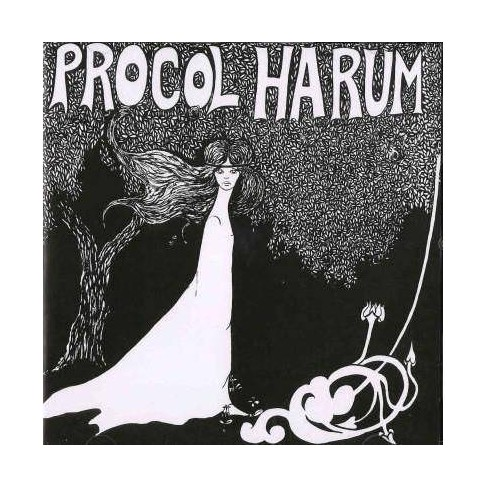 Procol Harum - Procol Harum (CD) - image 1 of 1