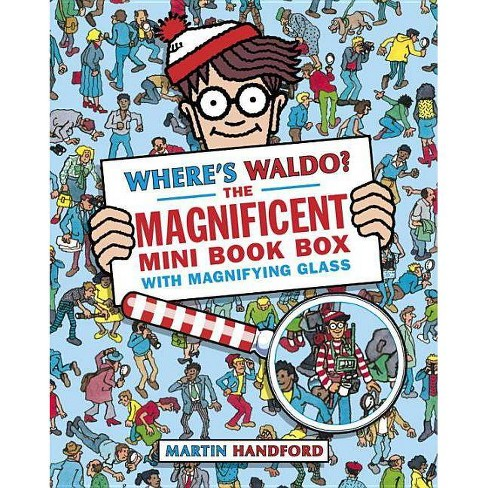 Where's Waldo? the Magnificent Mini Boxed Set - by  Martin Handford (Mixed Media Product) - image 1 of 1