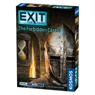 EXIT: The Forbidden Castle Card Game
