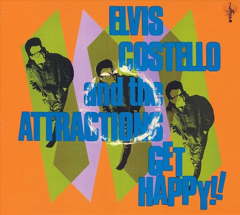 Elvis costello - Get happy (Vinyl) - image 1 of 1