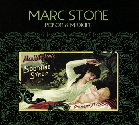 Marc stone - Poison and medicine (CD) - image 1 of 1