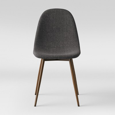 Copley Upholstered Dining Chair Dark Gray - Project 62™