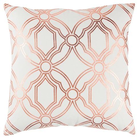 Rizzy Home Geometric Transitional Throw Pillow - image 1 of 3