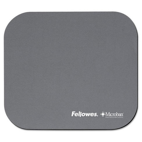 Fellowes® Microban® Mouse Pad - Graphite - image 1 of 1