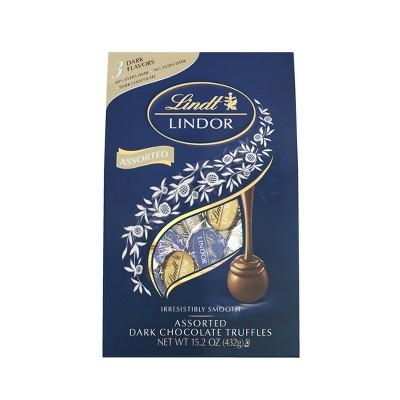 Lindor Dark Assorted Chocolates - 15.2oz