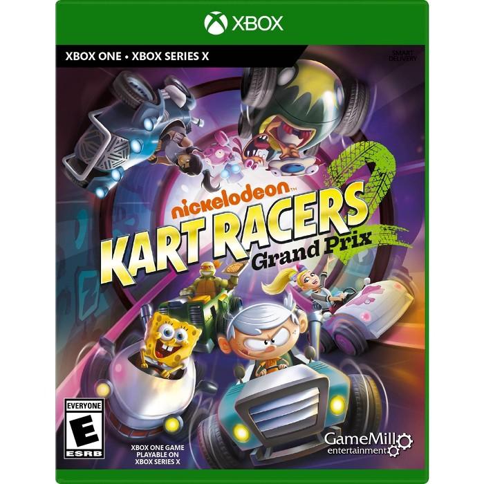 Nickelodeon Kart Racers 2: Grand Prix - Xbox One : Target